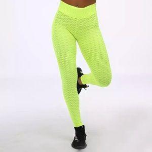 Anti cellulite textured sport legging